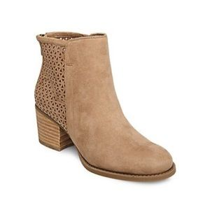 Madden girl fayth ankle bootie